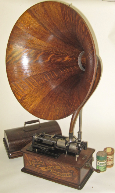 changes in the phonograph The way edison's talking machine brought the study of ethnic cultures into the modern era the invention of the cylinder phonograph at the end of the nineteenth century opened up a new world for cultural research.
