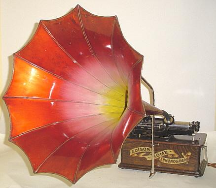 antique phonograph manuals
