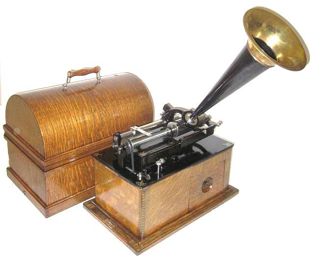 Edison Spring Motor For Phonograph