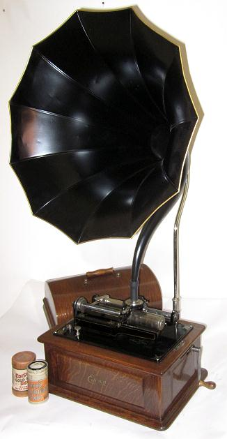 Encountering Antique Phonographs - The Antique Phonograph Society ...