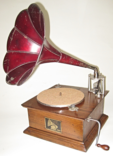 USA Rare Antique Magnavox Model playfellow Tube Record Player Turntable Phonograph 45 rpm